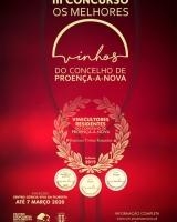 Concurso Os Melhores Vinhos do Concelho de Proença-a-Nova