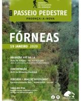 173º Passeio Pedestre: Fórneas - 19 Janeiro